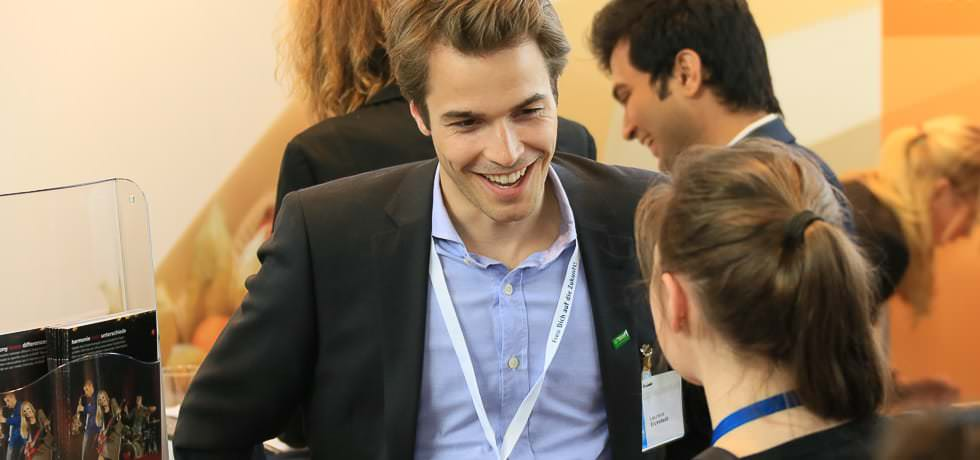 Jobmesse Foto connecticum