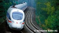Die Deutschen Bahn bietet extra für alle Messe-Besucher und Aussteller vergünstigte Tickets