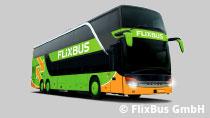 Günstig zur Recruitingmesse mit FlixBus