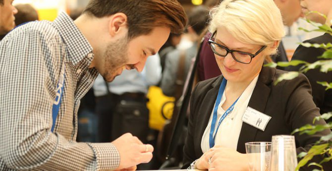 Karriere- und Recruitingmesse connecticum
