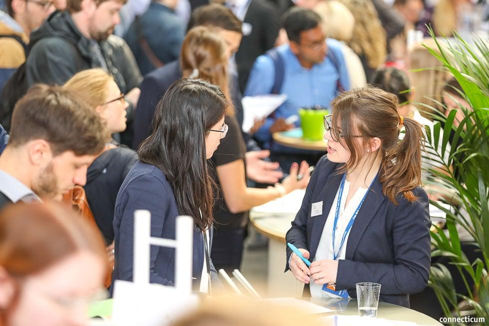 Karriere- und Recruitingmesse connecticum