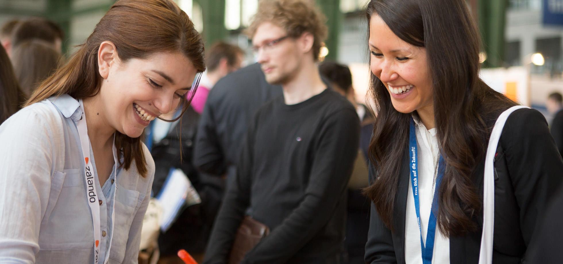 Connecticum Messe für Studenten und Absolventen