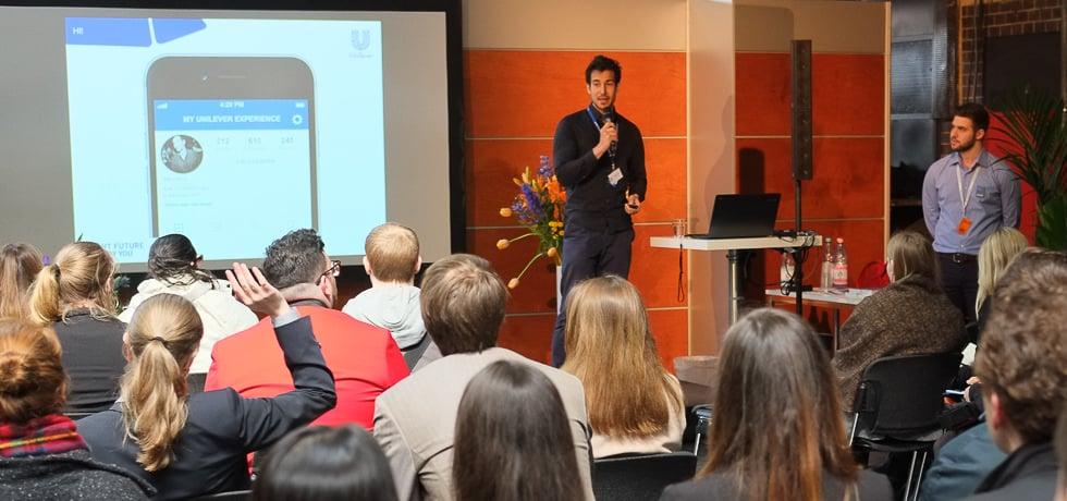 Jobmesse Vorträge und Events - connecticum 2017 - Dienstag