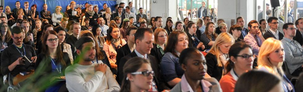 Jobmesse Vorträge und Events - connecticum 2017 - Donnerstag