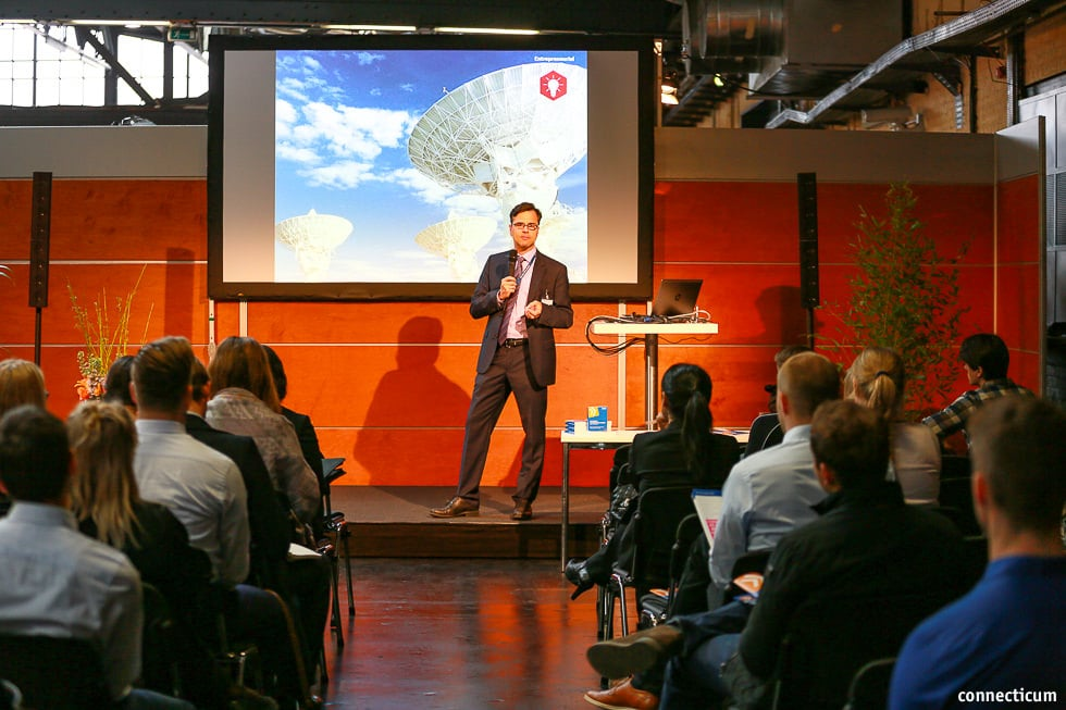 Jobmesse Vorträge und Events - connecticum 2018 - Donnerstag