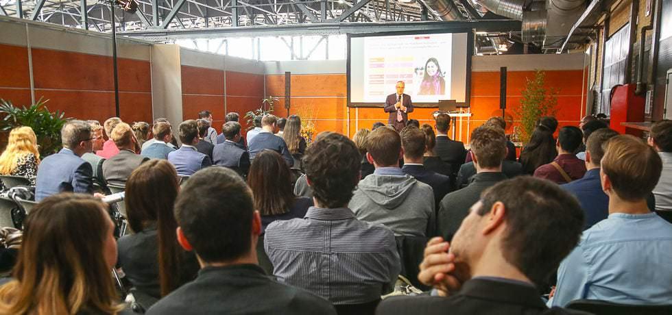 Foto Employer Branding und Recruiting auf der Connecticum