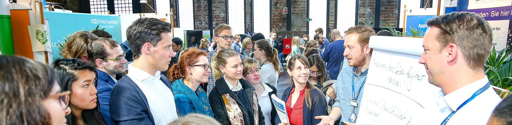 Foto Workshop Arbeitgebermarke zur Connecticum