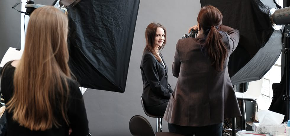 Auf der connecticum gibt es kostenlose Fotoshootings mit Beratung