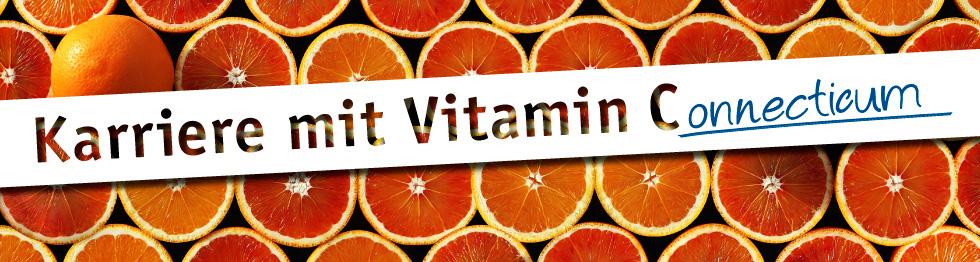 Karriere mit VitaminC