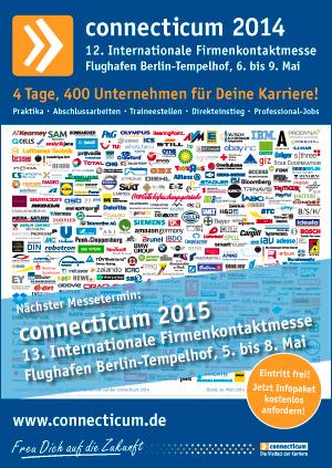 Karrieremesse 2015 Unternehmen der Karrieremessen