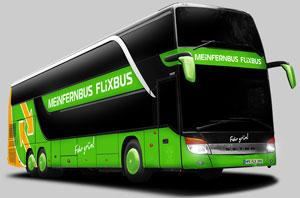 Zur Messe mit MeinFernbus Flixbus