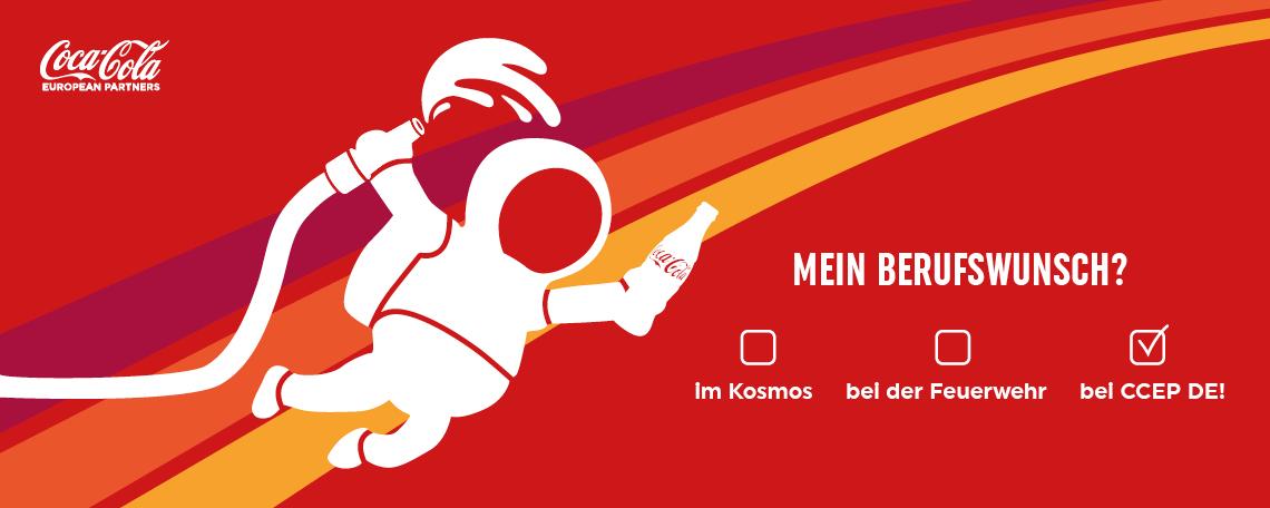 Header Banner CocaCola