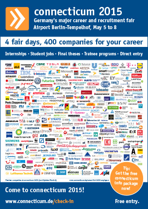 Jobfair - the top employer