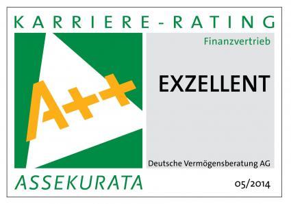Berufliche-Perspektiven-und-Aufstiegschancen-Deutsche-Vermoegensberatung-DVAG-erhaelt-exzellentes-Karriere-Rating