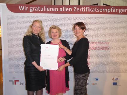 Familienbewusstsein-ist-Chefsache-PepsiCo-Deutschland-erhaelt-Zertifikat-zum-audit-berufundfamilie