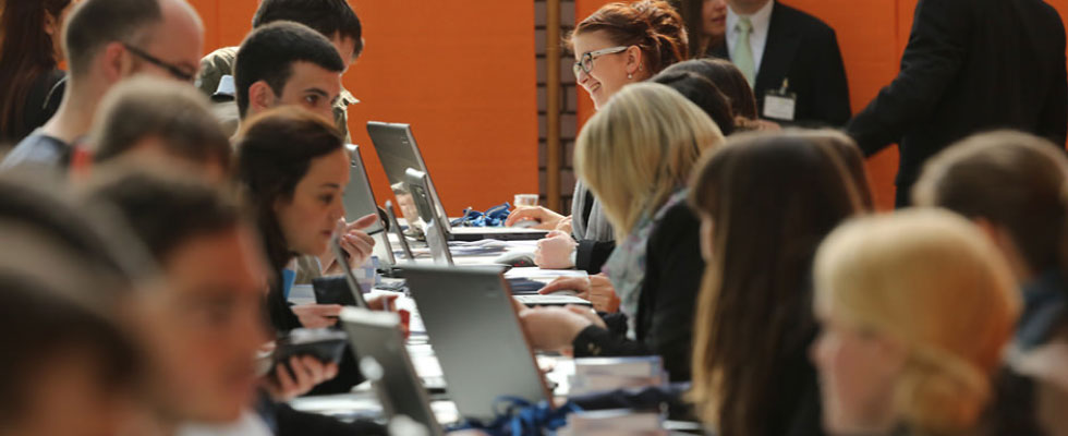 Recruitingmesse Foto connecticum