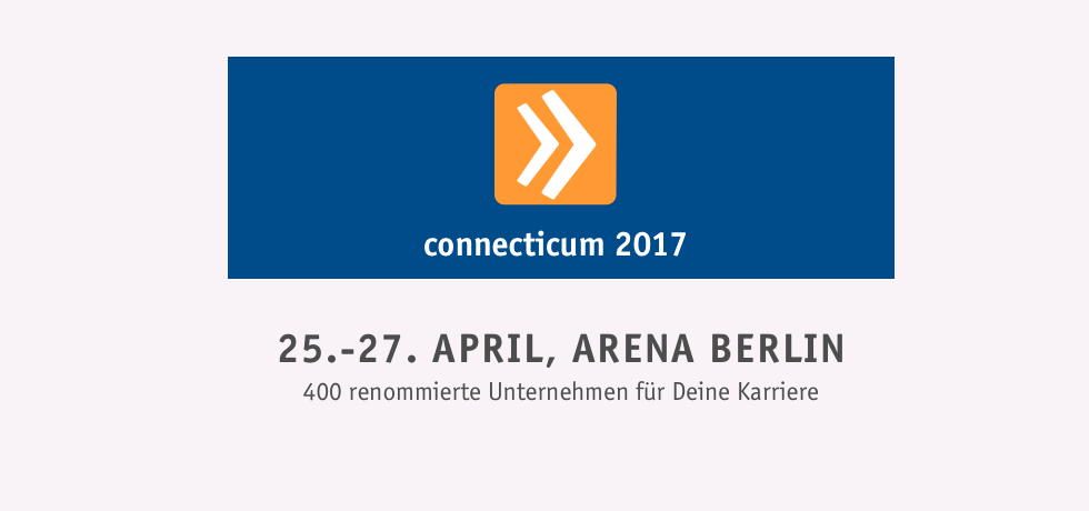 Jobmesse 2017 - Save the date