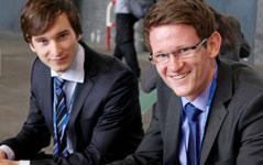 Cargill sucht über die Karrieremesse gut ausgebildetes Personal