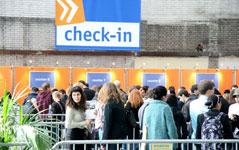 Der Bewerber Check-In als erster Schritt zum Karrierestart