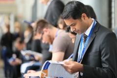 Der Messeplaner: Arbeitgeber, CV-Checks, Messetipps, Karriere-Events und vieles mehr