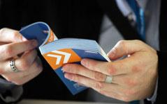 Deutschlands beste Arbeitgeber findet man im Pocket-Messe-Guide