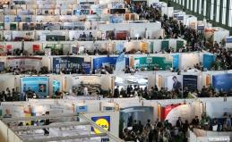Deutschlands beste Arbeitgeber sind auf dem Karriereevent vetreten