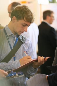 Eine eigene Messe-Agenda hilft dabei, die Messetage effektiv zu nutzen