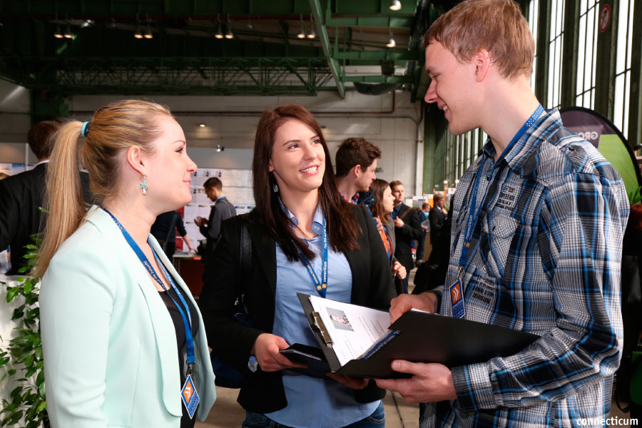 Erfolgreicher Berufseinstieg durch optiomale Vorbereitung zum Bewerbungsgespräch