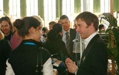 Gespräche zu Praktika im In- und Ausland