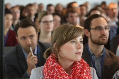 Karriere-Briefing durch Firmenvorträge