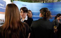 KPMG beim Absolventen Recruiting auf den Jobmessen Berlin