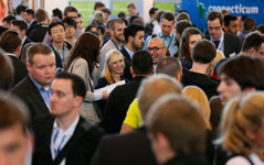 Mitarbeiter gesucht, auf den Jobmessen in Berlin Bewerber gefunden