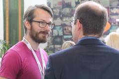 People to meet auf der Karrieremesse in Berlin