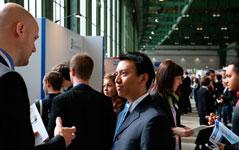 Personal-Recruiting auf den Karrieremessen Berlin