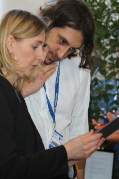 Personaler informieren über Anforderungsprofile, Einstiegsmöglichkeiten und Perspektiven