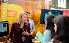 Personalrecruiting bei Bloomberg - das Unternehmen stellt sich vor