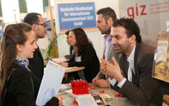 Personalsuche auf Karrieremessen für erfolgreiches Recruiting