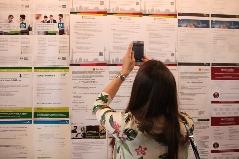 QR-Code einscannen und schon sind die exklusiven Jobs mobil verfügbar