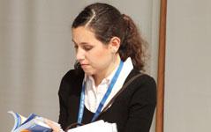 Recherche im Pocketmesseguide um Firmen für den Traumjob zu finden
