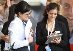 Recruiter suchen Studenten, Absolventen und junge Akademiker