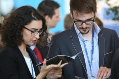 Studenten schwänzen offiziell für die Karriere