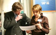 Unternehmen nutzen das Karriere-Event zur Personalrekrutierung