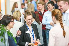 Foto 45010 von der connecticum Karrieremesse 2017 vom Dienstagmittag 12:35 Uhr, 25. April, Arena Berlin