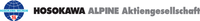 HOSOKAWA ALPINE Aktiengesellschaft Firmenlogo