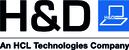 H&D - An HCL Technologies Company - Logo