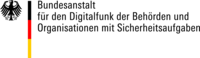 Firmen-Logo Bundesanstalt für den Digitalfunk BOS