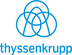 Firmen-Logo ThyssenKrupp AG