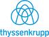 Karrieremessen-Firmenlogo thyssenkrupp AG