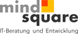 Karrieremessen-Firmenlogo mindsquare GmbH