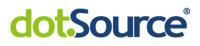 Karriere Arbeitgeber: dotSource GmbH -